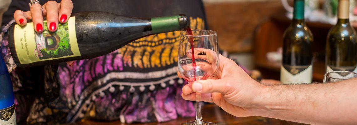 Wine Tastings Daily 2PM-5PM