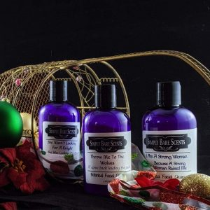 Our New Botanical 'Strong Women' Body Products
